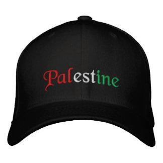 Casquette Brodée La Palestine