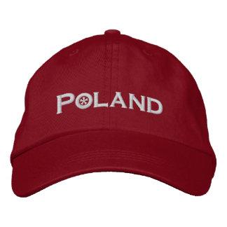 Casquette Brodée La Pologne