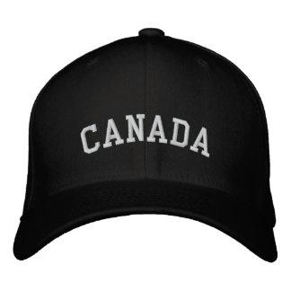 CASQUETTE BRODÉE LE CANADA