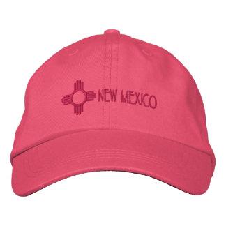 Casquette Brodée Le Nouveau Mexique Zia