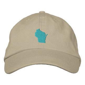 Casquette Brodée Le Wisconsin