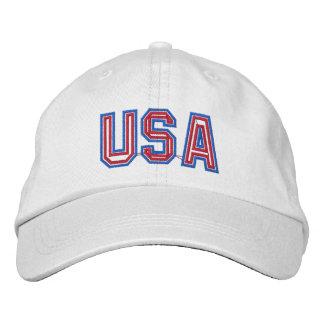 Casquette Brodée Les Etats-Unis patriotiques