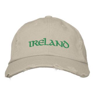Casquette Brodée L'Irlande