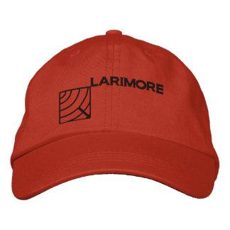 Casquette Brodée Logo de Larimore avec le texte