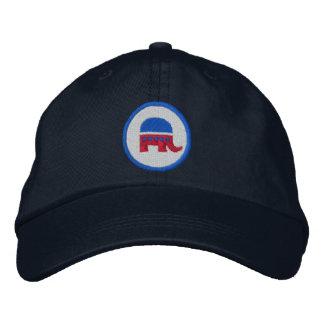 Casquette Brodée Logo républicain