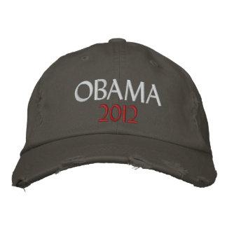 Casquette Brodée Obama 2012