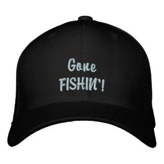Casquette Brodée PAC allée de pêcheurs à la ligne de Fishin