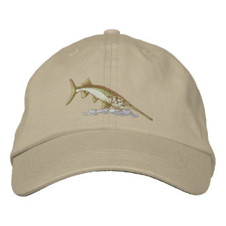 Casquette Brodée Paddlefish