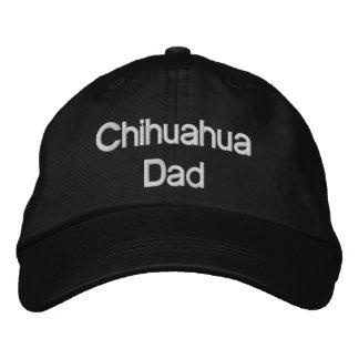 Casquette Brodée Papa de chiwawa