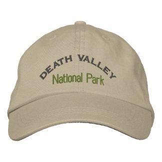 Casquette Brodée Parc national de Death Valley