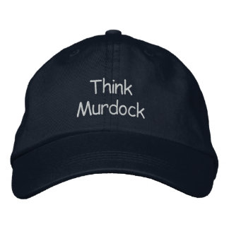 Casquette Brodée Pensez Murdock