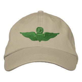 Casquette Brodée Pilote d'ordre d'armée