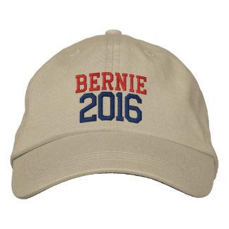 Casquette Brodée Ponceuses de Bernie pour le président 2016