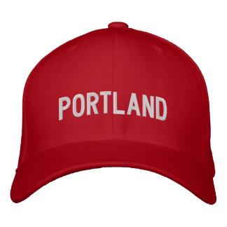 Casquette Brodée Portland