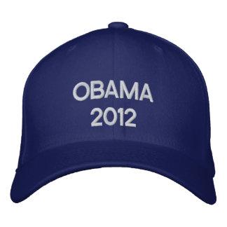 Casquette Brodée Pro Obama 2012