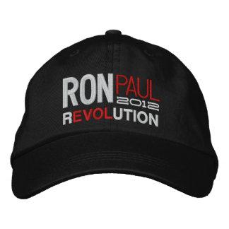 Casquette Brodée Révolution de Ron Paul