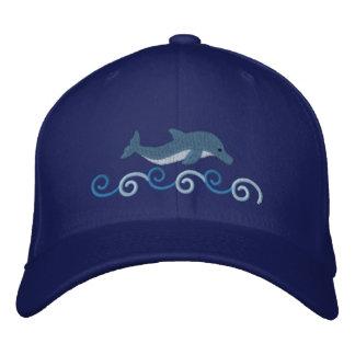 Casquette Brodée Saut du dauphin