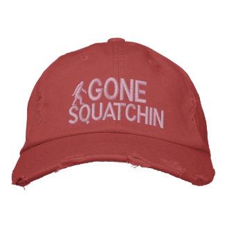 Casquette Brodée Squatchin allé
