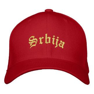 Casquette Brodée Srbija