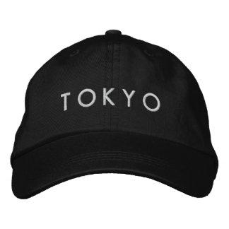 CASQUETTE BRODÉE TOKYO