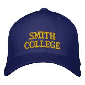 Casquette Brodée Université de Smith