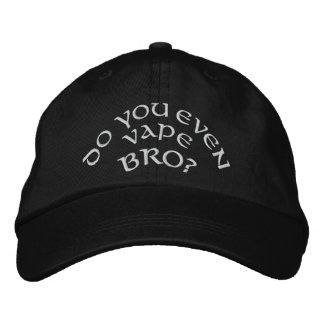 Casquette Brodée Vape | vous font même Vape Bro ? par le VapeGoat