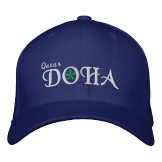 Casquette Brodée Ville de Doha - Qatar