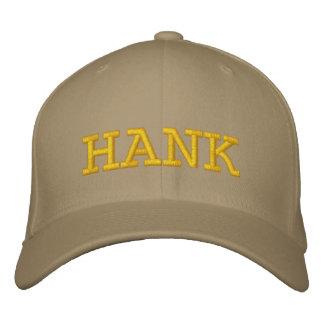 Casquette bronzage de boule de Hank Grant