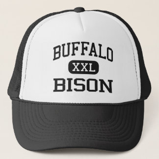 Casquette Buffalo - bison - lycée - Buffalo Wyoming