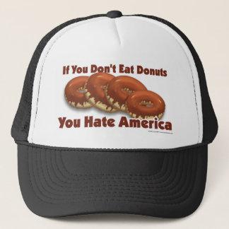 Casquette Butées toriques pour l'Amérique