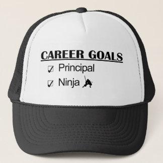 Casquette Buts de carrière de Ninja - principal