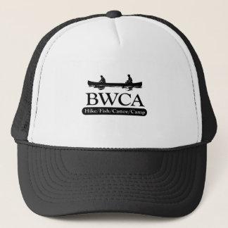 Casquette BWCA/camp de canoë poissons de hausse
