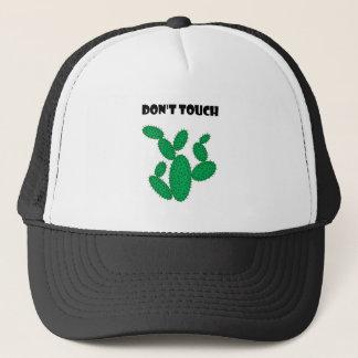 Casquette Cactus - ne touchez pas
