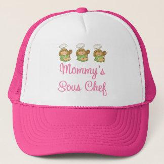 Casquette Cadeau de chef de Mommys Sous