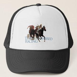 Casquette Cadeaux de course de chevaux de pur sang