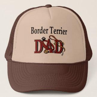 Casquette Cadeaux de papa de Terrier de frontière