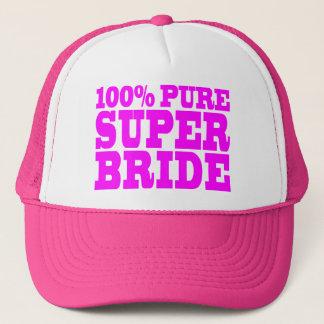 Casquette Cadeaux roses frais pour des jeunes mariées :