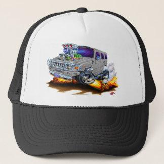 Casquette Camion de gris de H2 de Hummer