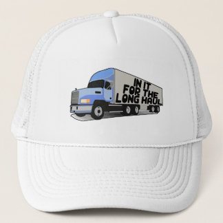 Casquette Camionnage long-courrier