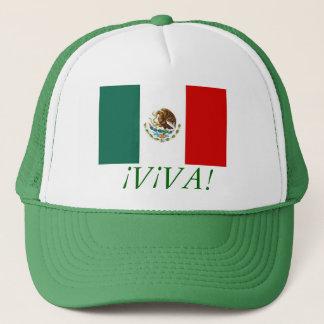 Casquette Camionneur de Mexicain d'Iviva Mantequilla