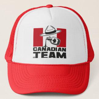 CASQUETTE CANADIAN TEAM