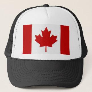 Casquette canadien de maille de camionneurs de