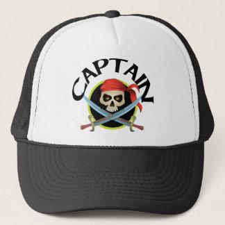 Casquette capitaine 3D