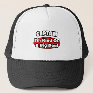 Casquette Capitaine… affaire