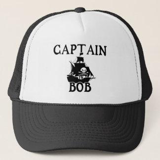 Casquette Capitaine Bob (bateau de pirate)