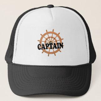 Casquette Capitaine de défibreurs