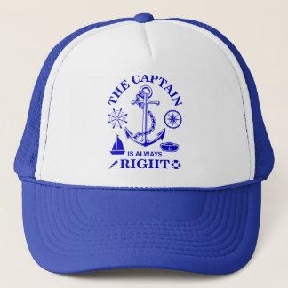 Casquette Capitaine Funny