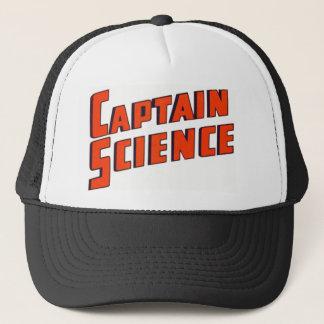 Casquette Capitaine la Science