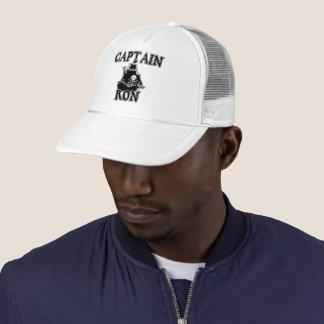 Casquette Capitaine Ron
