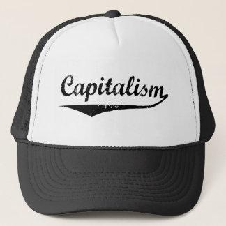 Casquette Capitalisme